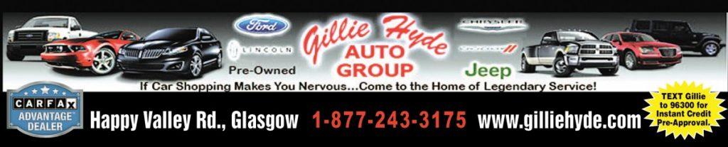 Gillie Hyde Auto Sales