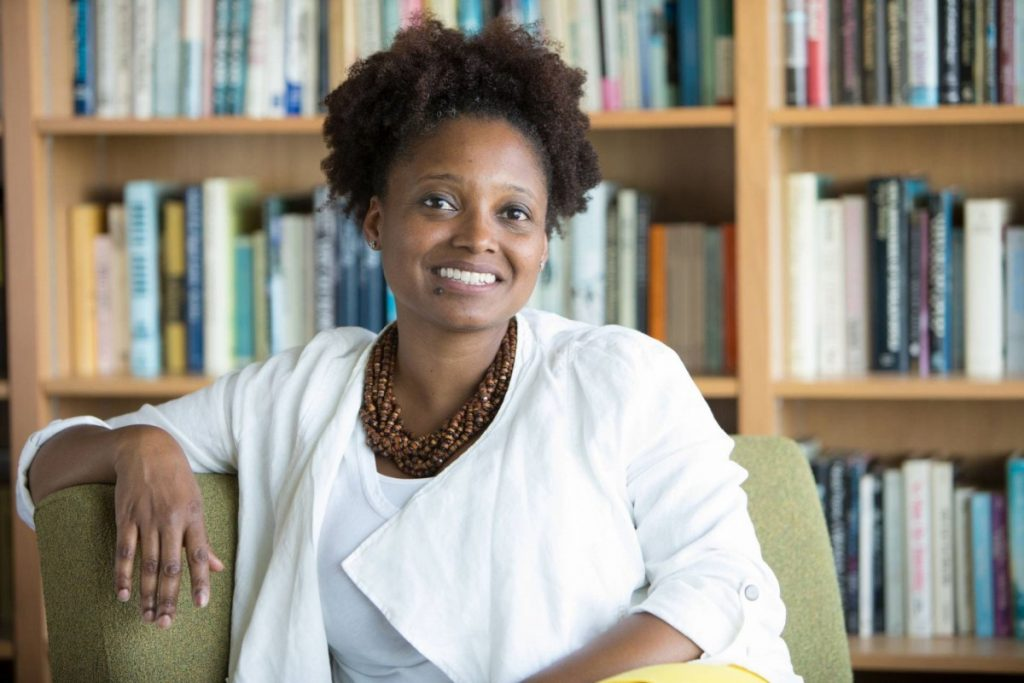 TRACY K. SMITH, the current U.S. Poet Laureate, will speak in Glasgow on March 16.