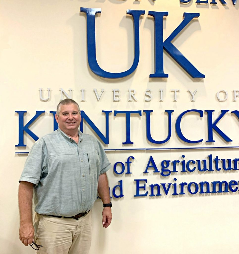 1.Chris Schalk is the Barren County Agriculture Extension Agent and County Facilitator, as well as the President of the Barren County Farm Bureau. Photo submitted.